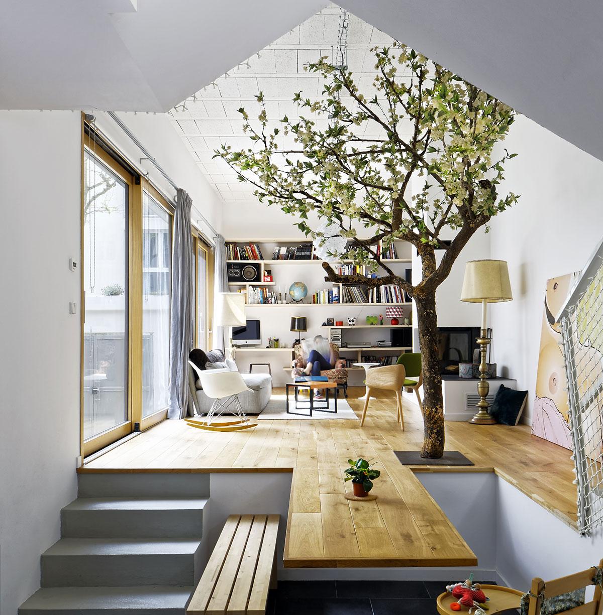 D Living De charles de dainville design d house